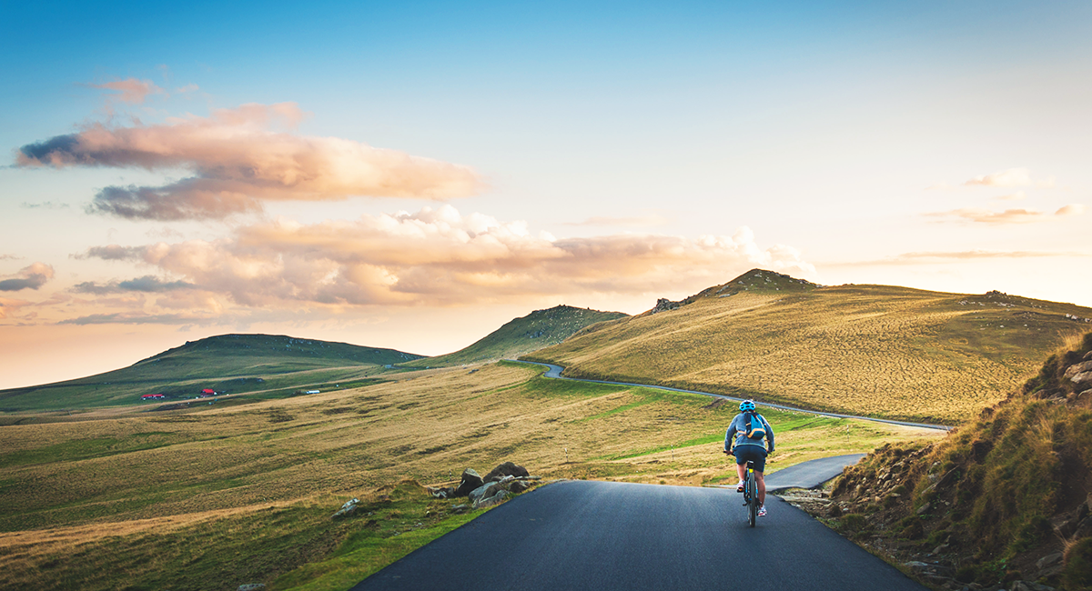 most inspirational cycle routes os getoutside