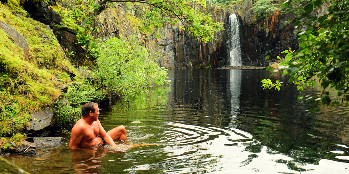 Top secret wild swimming holes in the Lake District | OS GetOutside