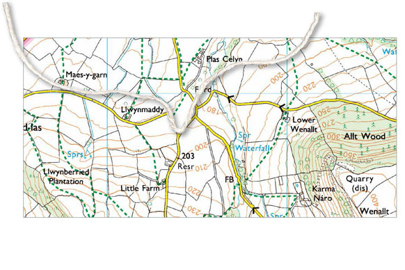 A Beginners Guide To Measuring Distance On A Map OS GetOutside - Map route distance tool