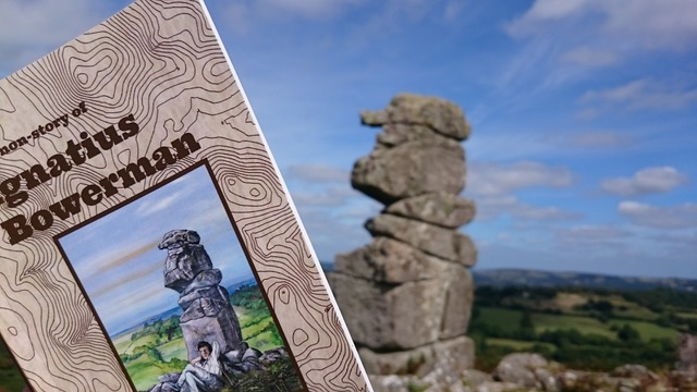 Learn more about Dartmoor in 'The Non Story of Ignatius Bowerman' by Fi Derby of The Two Blondes