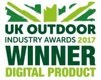 Outdoor Industry association Digital Product Winner 2017