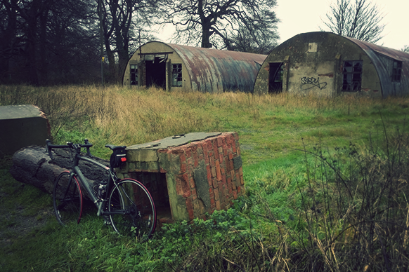 Disused RAF base