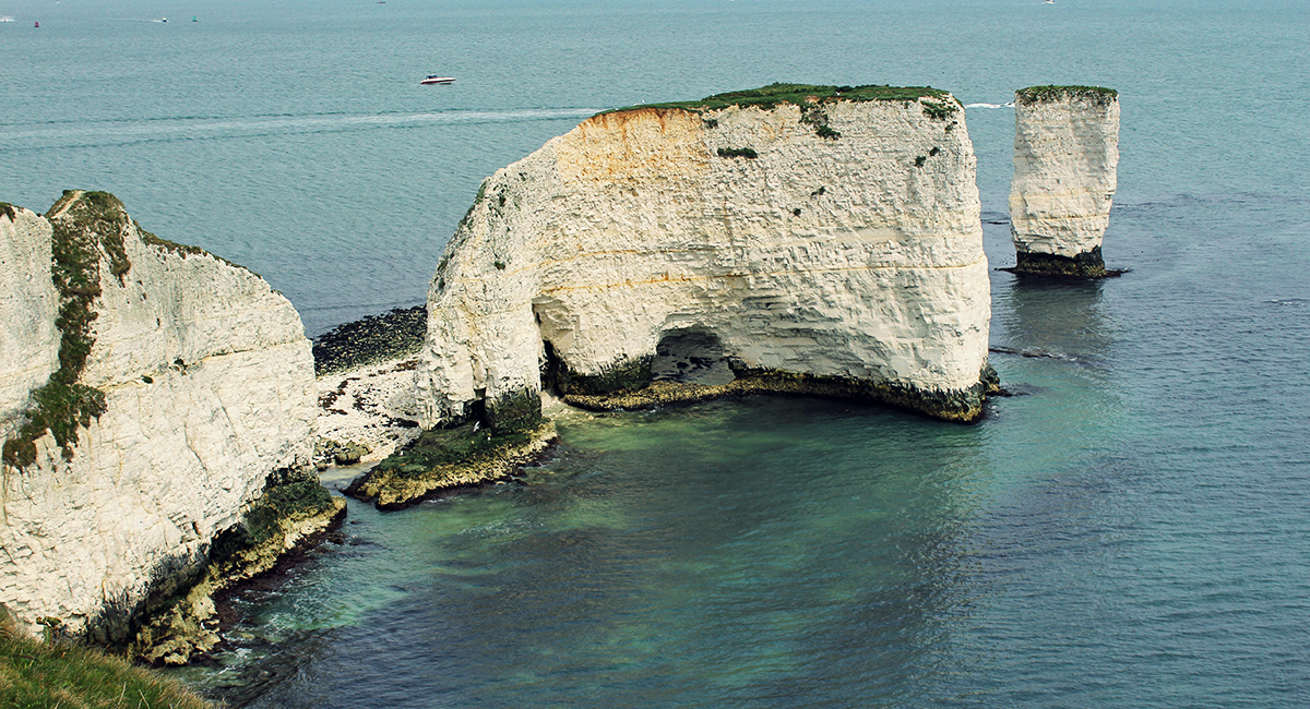 Map Of England Jurassic Coast.10 Of The Best Geological Features To See On The Jurassic Coast Os